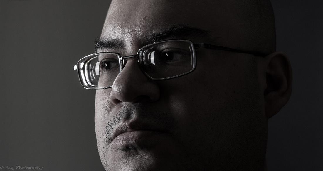 Reyj Photography Self Portrait
