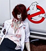 Ghostbusters Zombie