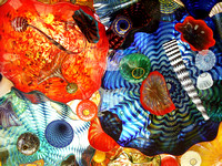 Chihuly Glass Sea Forms 10