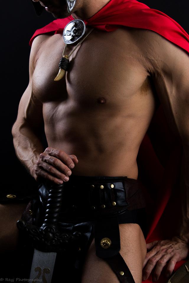Reyj Photography Dave Brett Warrior # 07